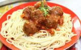 La vraie recette des spaghetti boulettes de La Belle et le Clochard