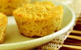 Petits gâteaux de millet à la mangue