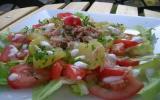 Salade de pommes de terre légère