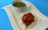 Sauté de poulet Tandoori
