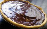 Tarte noix de coco chocolat