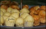 Mini muffins salés en trois déclinaisons