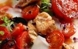 Ma salade de tomate à moi...