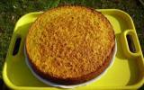 Gâteau carotte-noix de coco