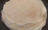 Pâte à crêpes avec levure