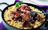 Nos meilleures recettes de couscous au poulet