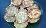 Tarte au thon à l'origan et crème d'anchois