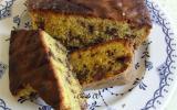 Gâteau avec les restes de chocolats de Pâques ou de Noël