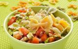 Salade de pâtes au Caprice des Dieux
