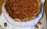 Pecan pie végétalienne