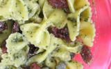 Salade de farfalle à la sicilienne