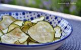 Chips de courgettes maison et inratables!