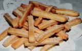 Paillettes au sucre