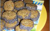 Petits biscuits au fromage et aux graines de pavot