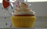 Cupcakes au citron et à la meringue