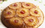 Gâteau à l'ananas tout simple
