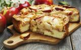 Gâteau pépère aux pommes