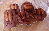 Brownies aux amandes et noix de pécan
