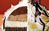 Surprise glacée au chocolat