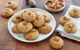 Biscuits au sésame et amande