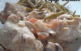 Blanquette de veau version light
