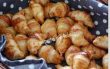 Croissants saumon philadelphia