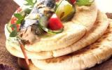 Pita filets de maquereaux