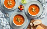Ces 5 fruits et légumes qui donnent de chouettes soupes d'été