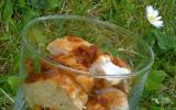 Bouchées de dinde au pain d'épices