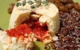 Mystère de cabillaud aux poivrons rouges