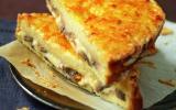 Croque-monsieur champêtre au fromage râpé Sublime Filante Giovanni Ferrari