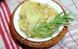 Gratin poireaux - pommes de terre