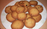 Cookies fleurs et fruits