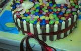 Gâteau d'anniversaire de ma puce