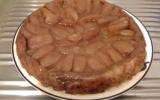 Tartin tatin pralinée aux pommes