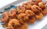 5 brochettes délicieusement parfumées au curry