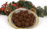 Truffes de Noël à l'Amaretto