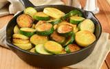 Osez nos recettes de courgettes à la poêle !