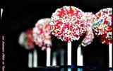 Cake pops façon fondant au chocolat