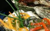 Trilogie d'huîtres creuses Arcachon Cap-Ferret
