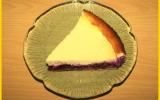 Cheesecake au citron et myrtilles
