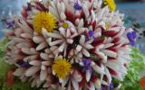 Bouquet croquant nature