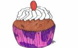 Cupcakes au saumon fumé et à l'aneth