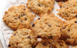 Cookies corn flakes et pépites de chocolat