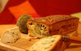 Cake au brocoli et Roquefort
