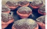 Muffins micro ondes aux biscuits roses de Reims