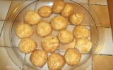 Macarons noisette et coconut