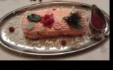 Bûche de Noël à la framboise inratable