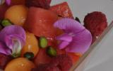Salade de fruits à la sweet vinaigrette