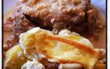 Rôti de porc au Maroilles